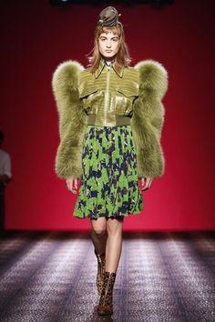 Paris Couture Fashion Week: Schiaparelli F/W14 Collection #couture