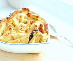 Louise´s Spis: Nutella Bread and Butter Pudding