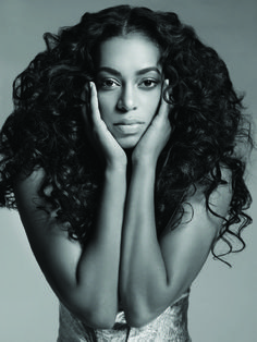 """I actually love my natural hair when it's in a twist out. been slept on for five days & revived by the steam of the shower"" -Solange Knowles Solange Knowles, African Hairstyles, Cool Hairstyles, Black Hairstyles, Big Hair, Your Hair, Afro, Black And White Posters, Portraits"