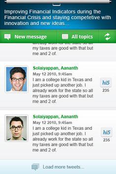 design ios iphone app huddle standard chartered http://xtrudestudios.com http://huddle2.com/huddle.mov