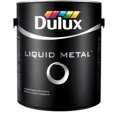 Dulux Liquid Metal