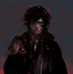 dark by ~aozorize on deviantART