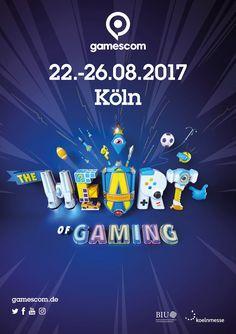 Bundeskanzlerin Merkel eröffnet erstmals gamescom  Bundeskanzlerin Dr. Angela Merkel wird am Dienstag, den 22. August 2017 erstmals die gam...