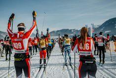 5 Langlauf-Events in Tirol › BlogTirol Olympia, Marathon, Wilder Kaiser, Times Square, Events, Skating, Athlete, Happenings, Marathons