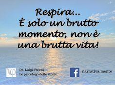 Buon #martedì! #IspirazioniQuotidiane #TerapiaNarrativa #Psicologia #Terapia