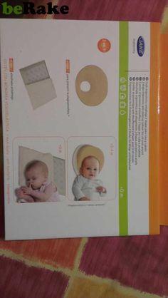 Vendo Cojin de viscoelastica, es un conjunto de dos cogines, uno para sujetar la cabecita del bebe y que no se ladee (para que no coja formas para evitar la plagiocefalia)...