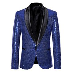 cdb32a66 MAGE MALE Mens Tails Slim Fit Tailcoat Sequin Dress Coat Swallowtail Dinner  Party Wedding Blazer Suit