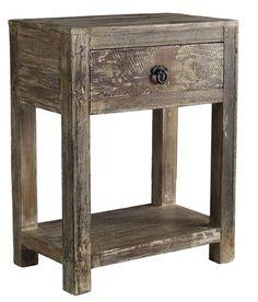 Hampton 1 Drawer End Table