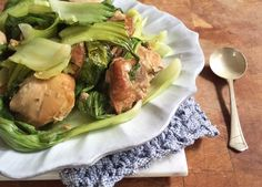 Savory, flavorful, and good-for-you Vietnamese Slow Cooker Chicken
