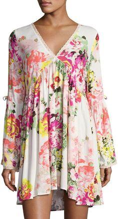 On the Road Garett Floral-Print Dress Last Call af3c02bd0e
