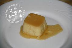 Crème caramel - Micro Vap - Tupperware