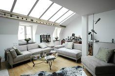 [Guide pratique] combles avec vitrage au plafond