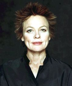 Laurie Anderson... still kicking it