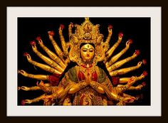 Durga Goddess Reading by Karina