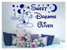 mickey mouse wall art - Google Search