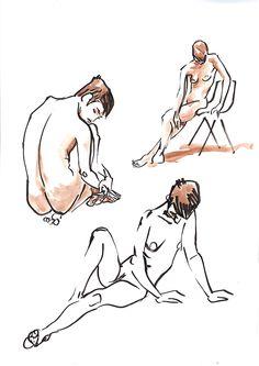 Adam Murphy - Life Drawing at the Botanics, Glasgow Life Drawing, Sketchbooks, Glasgow, My Drawings, Artist, Painting, Sketch Books, Artists, Painting Art