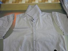 jltfk: How to tailor a shirt (Refashion a men's shirt to fit a woman)