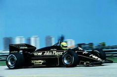 1985 Lotus 95T @ Interlagos Brazil