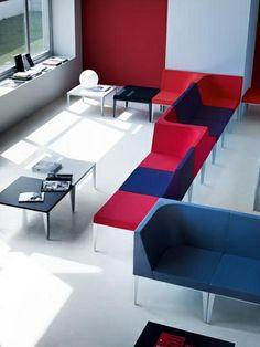 La sala de espera es sinónimo de la primera impresión de la empresa
