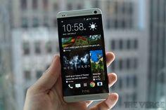 HTC's pièce de résistance - The One... For sure my next phone... :)