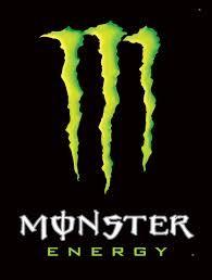 Resultado de imagen para monster logo original