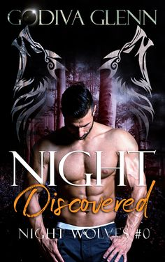 Tabi Ann recommends Night Discovered: A Night Wolves Prequel Books To Read, My Books, Paranormal Romance Books, Great Books, Reading Lists, Ebook Pdf, Diva, Night, Ouat