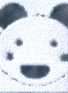 Twitter / bunbukucafe: アルバムの写真も雪に描いたように出来る #SnowCanva ...