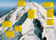 The Camp Muir routes up Mount Rainier are all-time classics. Here's what to expect.