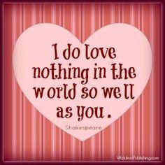 Shakespeare v-day quote Valentine's Day Printables, Valentine's Day Quotes, Do Love, Shakespeare, Quote Of The Day, Valentines Day, Valentine's Day Diy, Valentine Words, Valentines