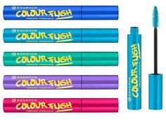essence cosmetics colour flash volume mascara #essence