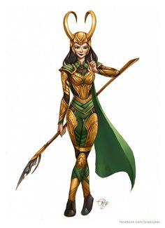 Loki inspired sketch avengers version by kat omg i must have lady loki design by gladzy kei solutioingenieria Gallery