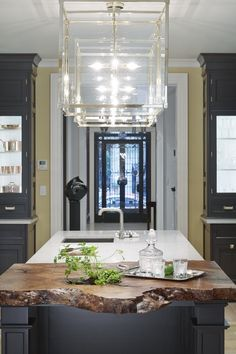 Kohler Inspiration - Eastside Elegance KitchenFeaturing These Products:  Purist prep faucet Smaller Strive sink
