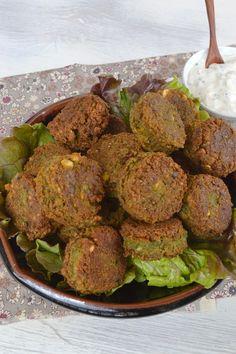 Falafels {recette végétalienne} - Battle Food 21