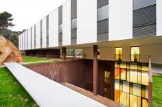 Elderly Residence Mas Piteu / Estudi PSP Arquitectura | ArchDaily