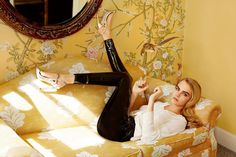 CAMPAIGN Cara Delevigne for Topshop Fall 2014 by Alasdair McLellan. www.imageamplified.com, Image Amplified