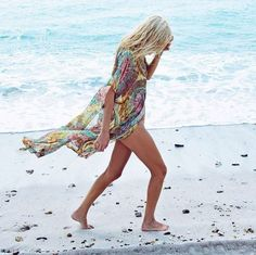 BLISS = sand between our toes  Our ROXETTE COVER UP