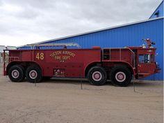 Tucson Airport  Fire Department Crash Rescue Appliance