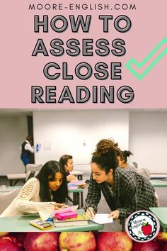 Close reading and annotation are part of critical thinking in the classroom. These strategies work for any content but are especially important for English, reading, writing, and literature classes. Using these reading strategies, students can take charge of a text and their interpretation of the text. With these skills, students can analyze an author's purpose, main idea, tone, and use of language. In this post, learn the DO's and DON'Ts of assessing close reading. Response To Intervention, Reading Intervention, Instructional Coaching, Instructional Strategies, Close Reading Strategies, Ap Language, Summative Assessment, Authors Purpose, English Reading