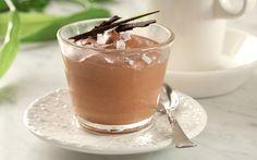 Chokladparfait - Recept - Arla