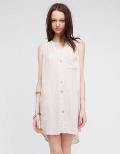 Belle Shirtdress