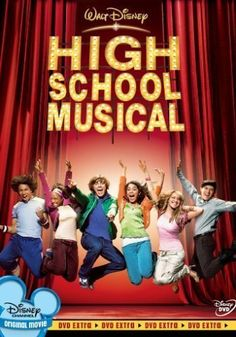hsm. Im the cool mom, I know all the words to high school musical.