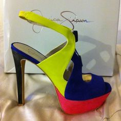 NEW Jessica Simpson Shoes Heels Size 7