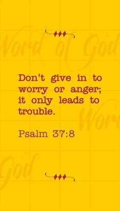 Just give your worries to God, that has helped me so much!