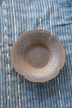 Artisan Cast Iron Saucer