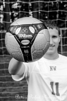 Boys senior pictures soccer via macarie swearingin graduatio Soccer Senior Pictures, Soccer Poses, Senior Boy Poses, Soccer Guys, Senior Guys, Senior Photos, Senior Portraits, Male Portraits, Graduation Pictures
