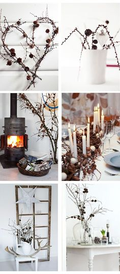 Discover recipes, home ideas, style inspiration and other ideas to try. Swedish Christmas, Natural Christmas, Magical Christmas, Cozy Christmas, Scandinavian Christmas, Rustic Christmas, All Things Christmas, Christmas Holidays, Christmas Crafts