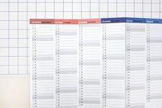 Turbulence Deco, Destiny, Bar Chart, Graphic Design, Calendar For 2016, Charts, Paper, Bar Graphs, Visual Communication