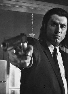 Pulp Fiction. I only liked him in this movie. Could it mostly be because of the character?