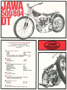 Jawa Speedway Bikes | The Workshop