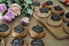 Pohánkové sušienky s makovým krémom
